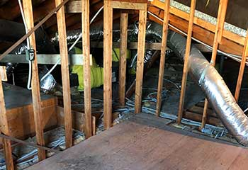 Air Duct Repair Project | Air Duct Cleaning Vista, CA